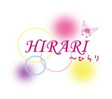 【決定】hirariロゴ